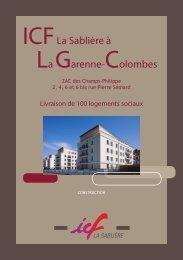 ICFLa Sablière à La Garenne-Colombes - ICF Habitat