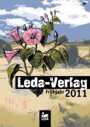 Erben ist menschlich - Leda-Verlag