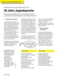 50 Jahre Jugendsprache - jannis androutsopoulos