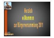 4.108.194 € 2011: 4.598.638 ... - Stadt Abensberg