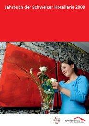 Jahrbuch der Schweizer Hotellerie 2009