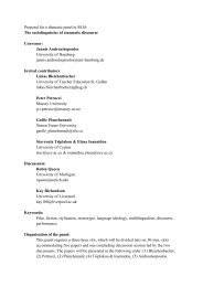 SS18 Panel proposal Sociolinguistics of cinematic discourse ...