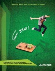 Guide d'activités « Bien joué - publications.sant... - Agence de la ...