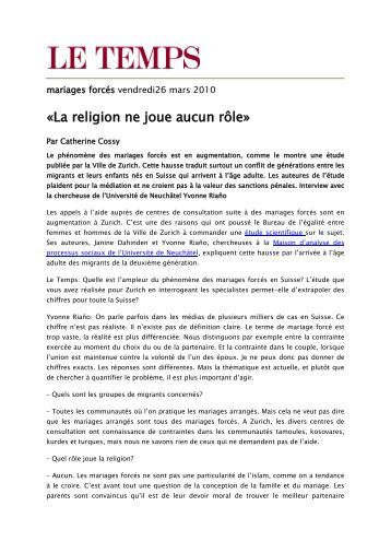 the role and importance of religion Chapter 1: an overview of religion and post-2015 development:  challenges,  culture plays an important role, and cultural dynamics.
