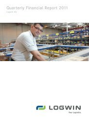 Quarterly Financial Report 2011
