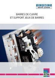BARRES DE CUIVRE ET SUPPORT JEUX DE BARRES - Sermes