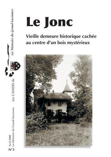Le Jonc.pdf - La mémoire du Grand-Saconnex
