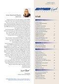 Das Magazin rund ums mobile Reisen Nr. 2 | August 2011 - Page 3