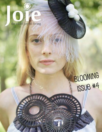 Blooming issue #4 - Indie Fixx