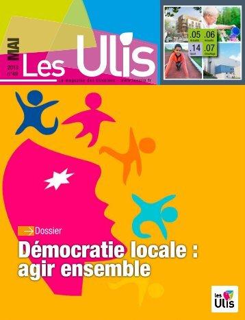 Magazine des Ulissiens N°49 - Mai 2013 - Les Ulis