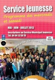 Service Jeunesse Service Jeun - Cuers