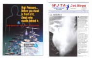 WJ TA Jet News - Waterjet Technology Association