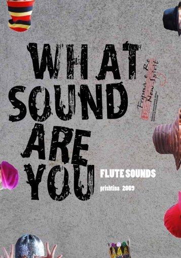 FLUTE SOUNDS