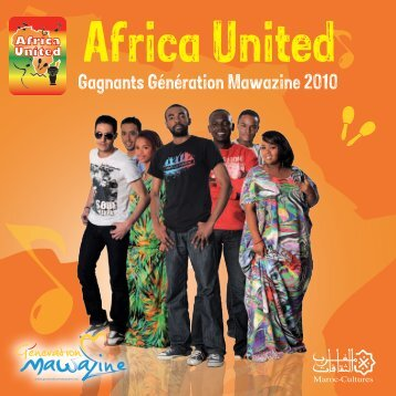 Africa United - Info Groupe