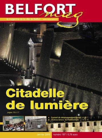 MAG janv 2008.indd - Belfort