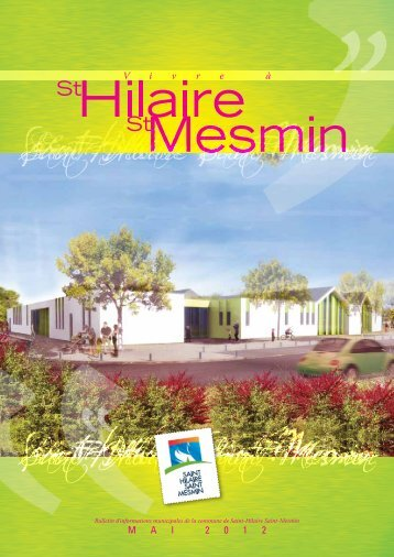 M A I 2 0 1 2 V i v r e à - Saint-Hilaire-Saint-Mesmin