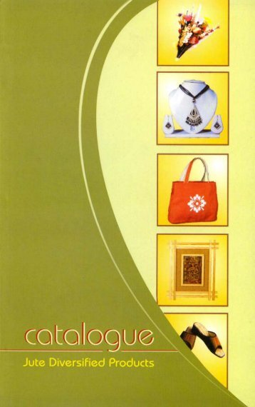 Catalogue - NCJD, India - International Jute Study Group