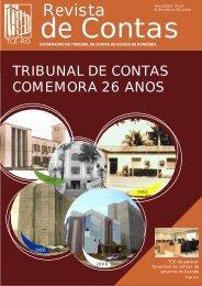 Versão em PDF - Tribunal de Contas do Estado de Rondônia