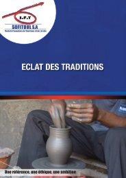 Eclat des Traditions - Fiche Technique - SOFITOUL Cameroun