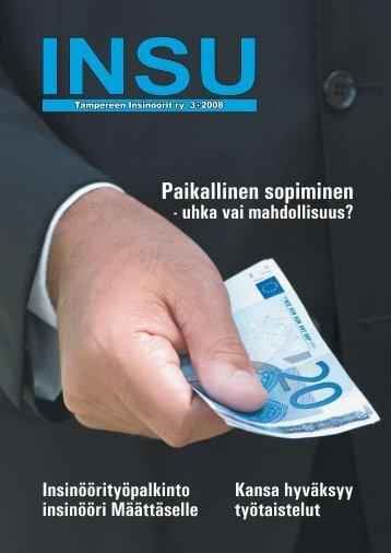 Insu 1-12 pdf - Tampereen insinöörit ry