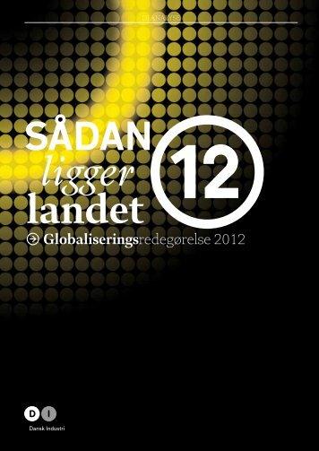 Globaliseringsredegoerelsen - Saadan ligger landet 2012.pdf - DI