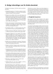 6. Mulige indvendinger over for direkte demokrati - Mehr Demokratie ...