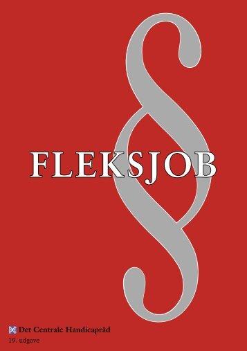 §Fleksjob - Det Centrale Handicapråd