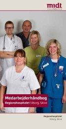 Medarbejderhåndbog - Hospitalsenhed Midt