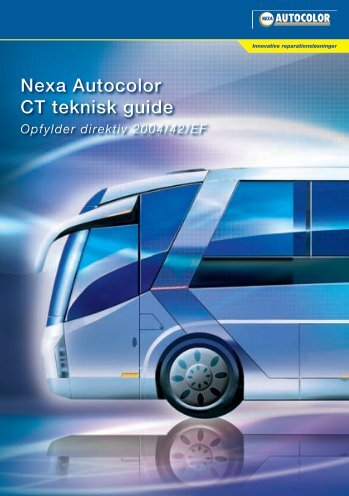 Nexa Autocolor CT teknisk guide - PPG Industries
