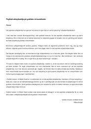 Psykisk arbejdsmiljø på grafiske virksomheder pjece.pdf - Gimk