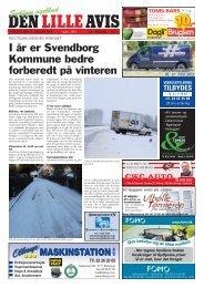 I år er Svendborg Kommune bedre forberedt på ... - Isager Bogtryk