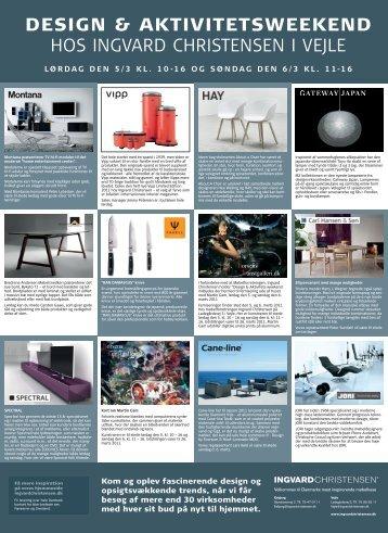 23995_ingvv_design og aktivitetsweekend.indd - Ingvard Christensen