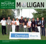 m lligan - Mollerup Golf Club