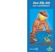 Den lille blå om ventilation - Dansk Energi