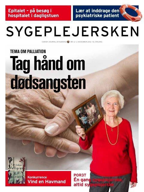Standard pdf - Dansk Sygeplejeråd