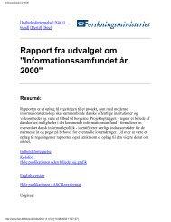 Inforsamfundet år 2000 - ePractice.eu