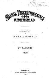Dansk Fiskeriforenings Medlemsblad 1895 - Runkebjerg.dk