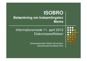 Indsamlingsnævn - Isobro