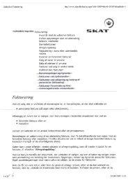 Indhold af kompendium - Elkjær - Årsregnskab og regnskabsanalyse