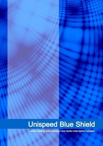 Unispeed Blue Shield
