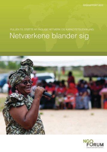 Netværkene blander sig - Lotte Ladegaard