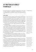 Nr. 3: Fra retstat til politistat? - Socialpolitisk Forening - Page 5