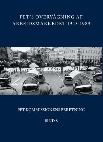 Bind 8 340 sider - PET-kommissions beretning