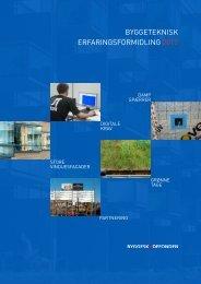 byggeteknisk erfaringsformidling 2012 - Byggeskadefonden