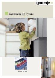 PK hladilniki DENMARK.indd - Gorenje