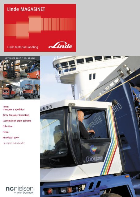 Download Linde Magasin nr. 20 her...... - N C Nielsen