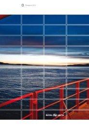 Årsrapport 2012 - Royal Arctic Line