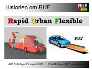 RUF - Trafikdage.dk
