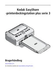 Kodak EasyShare -printerdockingstation plus serie 3