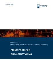 Principper for økonomistyring - Skanderborg Kommune